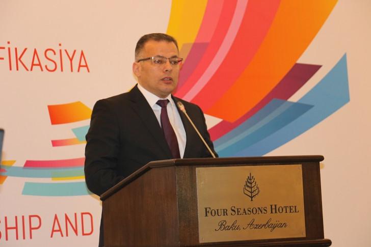 """""""İqtisadi islahatlar: Sahibkarlığın inkişafı və diversifikasiya"""" adlı beynəlxalq konfrans keçirilib-"""