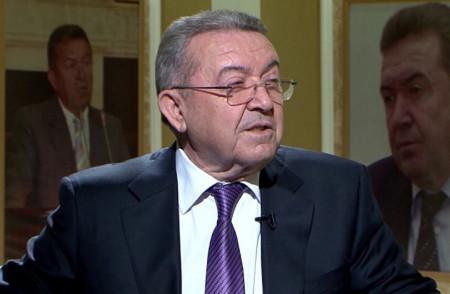 Misir Mərdanov Əli İnsanovdan danışdı:
