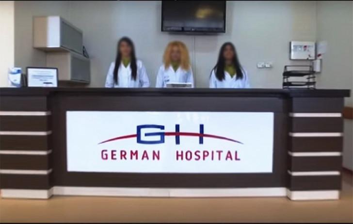 """Bakıda """"German Hospital""""da uşaq ölümü-"""