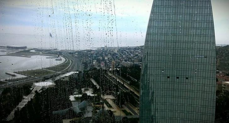 Sabah Bakıya yağış yağacaq