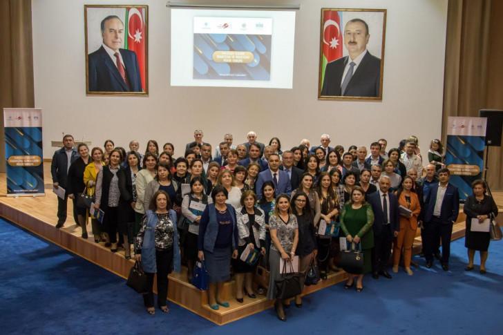Heydər Əliyev Fondu və MOM-un birgə təşkilatçılığı ilə Şəki-Zaqatala bölgəsində 3708 nəfər onkoloji müayinədən keçirilib-