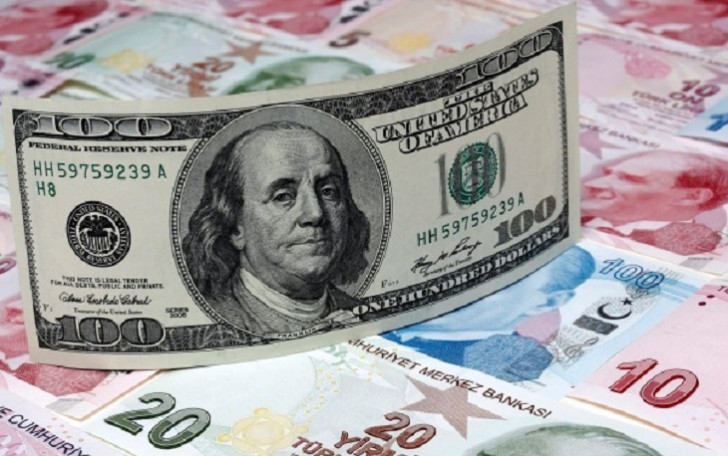 Türkiyədə dollar yenidən rekord qırdı