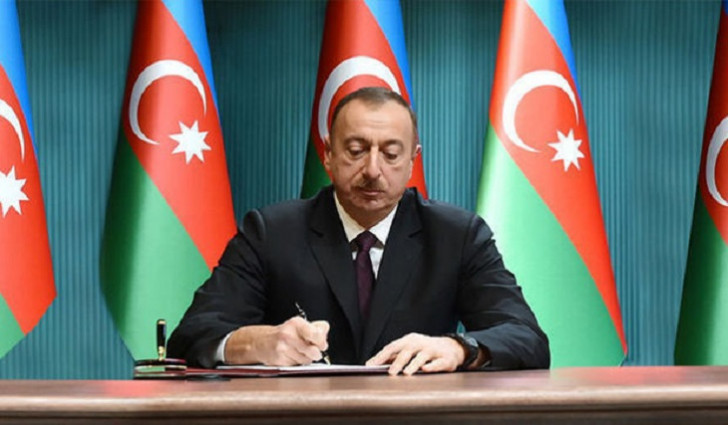 Heydər Əliyev Fondunun əməkdaşları təltif edildi-