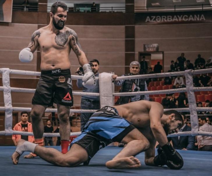Kung-Fu üzrə Azərbaycan çempionatı keçirilib-