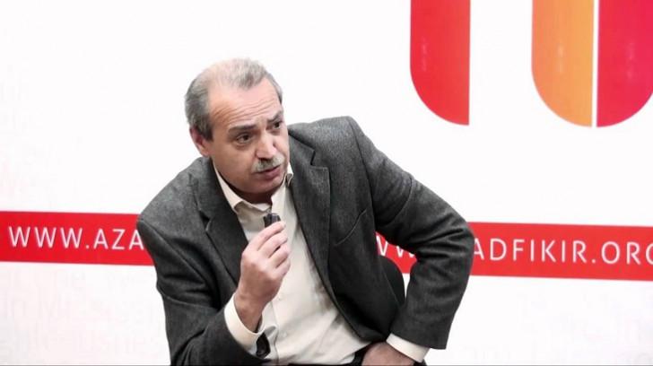 Azərbaycan jurnalistikasının zirvələrindən biri...