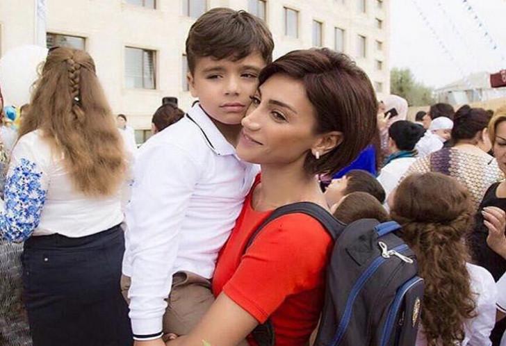 Röya Ayxan oğlunun təhsil aldığı məktəb direktoruna səsləndi: