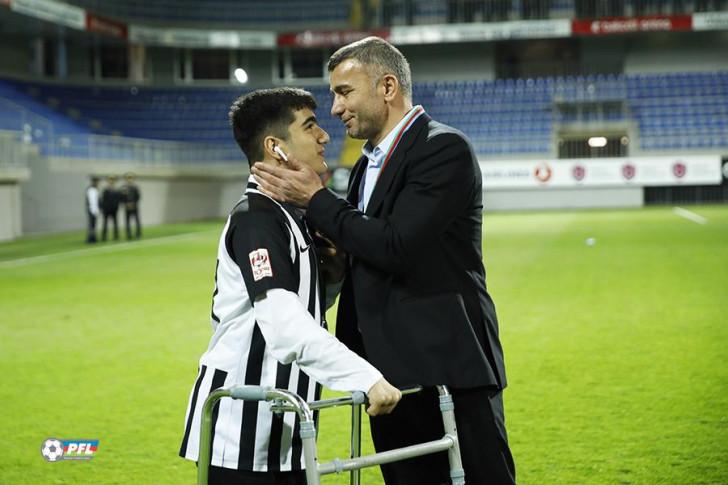 """""""Qarabağ""""ın çempionluq FOTOLARI"""