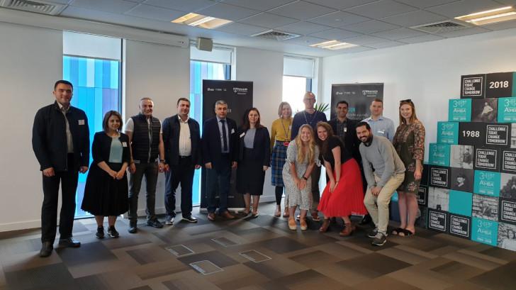 EnterpriseAzerbaijan.com Böyük Britaniyanın startap həftəsində təqdim olunur