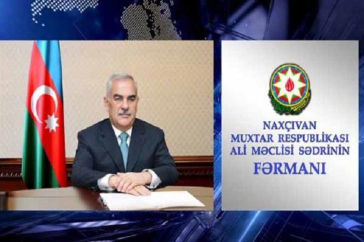 Tapdıq Əliyev iqtisadiyyat naziri təyin edildi