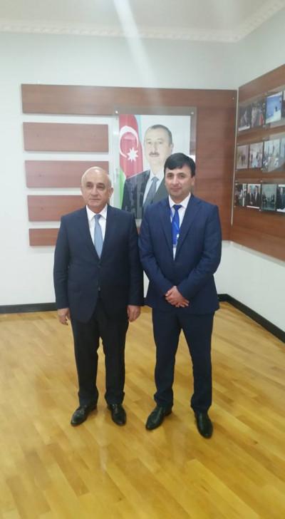 Azərbaycan-Slavyan Gəncləri Assosiasiyasının BELARUS NÜMAYƏNDƏLİYİ təsis edilib-