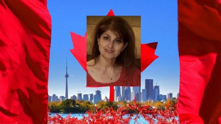 Kanadada yaşayan azərbaycanlı psixoterapevt xanım