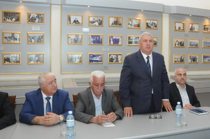 Dövlət Komitəsində Laçın rayonunun işğalının ildönümü münasibətilə anım tədbiri keçirilib