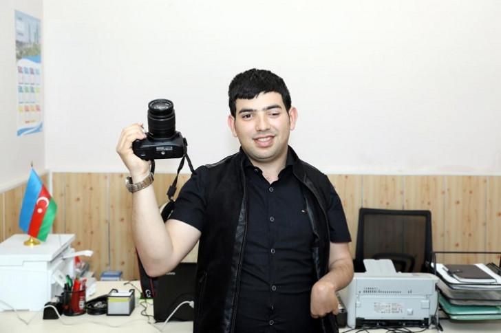 600-dək əlilliyi olan şəxs özünüməşğulluq proqramına cəlb olunub