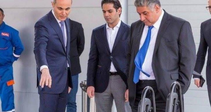 """Azad Rəhimovun oğlu 20 milyonluq tender """"uddu"""""""