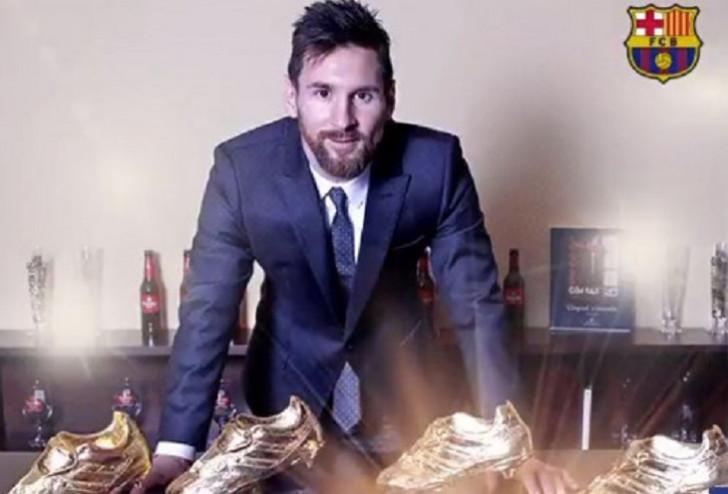Messi 6-cı