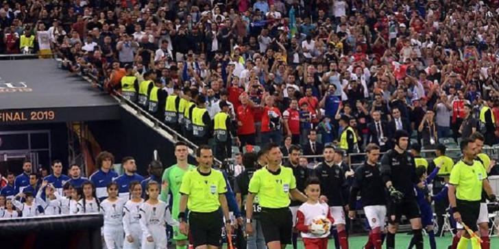 UEFA Bakı finalındakı azarkeş sayını açıqladı