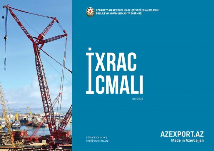 Bu ilin ilk 4 ayında Azexport.az portalına 229 milyon ABŞ dolları dəyərində ixrac sifarişi daxil olub