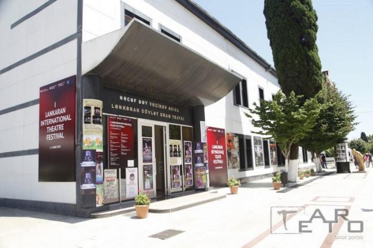 Lənkəran Teatr Festivalının birinci günü başa çatıb -