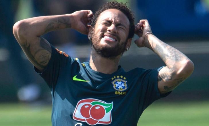 Neymar zorlamada ittiham olunur