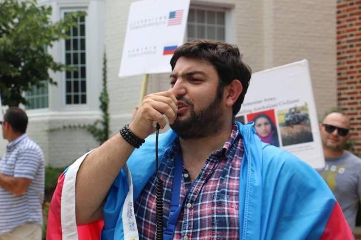 ABŞ-da yaşayan azərbaycanlı blogger
