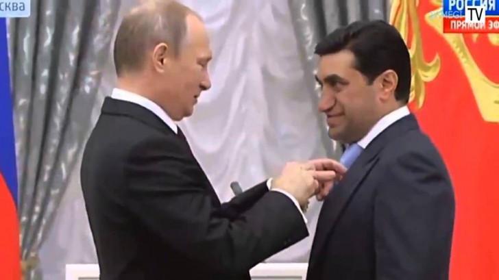 Rusiyada azərbaycanlı iş adamına təzyiqlər davam edir-