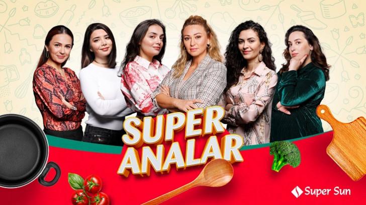 """""""Super Sun""""un təşkilatçılığı ilə hazırlanan """"Super Analar"""" layihəsinin açılış mərasimi keçirilib"""