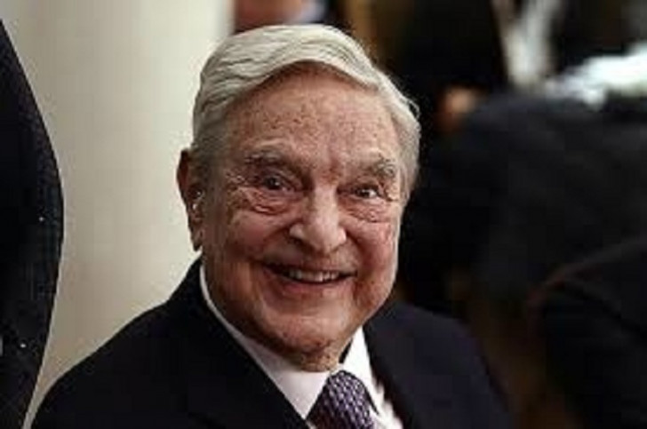 Corc Soros ABŞ-da inqilab hazırlamaqda ittiham olundu