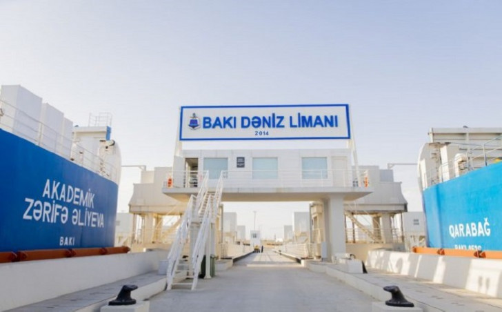 Bakı Limanı ATƏT-lə birgə Xəzər dənizi limanlarında