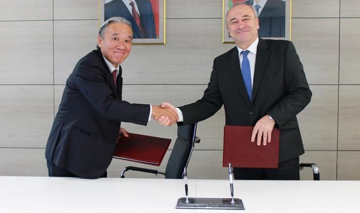 Energetika Nazirliyi Yaponiya şirkəti ilə Anlaşma Memorandumu imzalayıb -