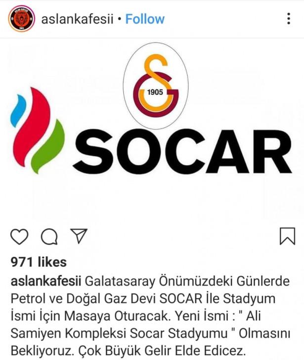 """Ali Samiyen """"SOCAR"""" adlandırıla bilər"""