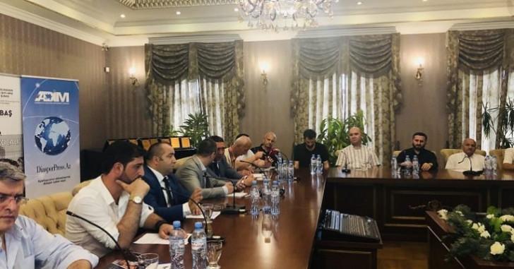 """Tbilisidə """"101 illik dostluqdan strateji ortaqlığa:"""
