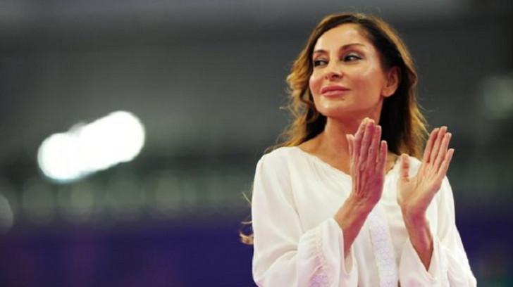 Mehriban Əliyeva BMT Forumunun açılışında