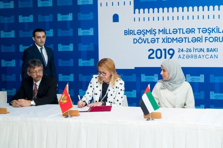 ASAN Beynəlxalq Assosiasiyasının yaradılmasına dair Niyyət Bəyannaməsi imzalanıb