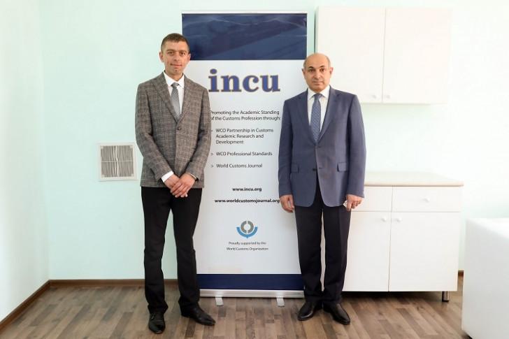 Gömrük Akademiyası Beynəlxalq Gömrük Universitetləri Şəbəkəsi ilə əməkdaşlığı genişləndirir