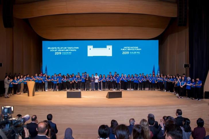 BMT-nin Dövlət Xidmətləri Forumu başa çatıb