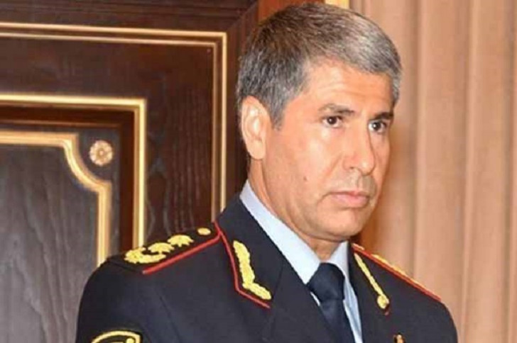 Vilayət Eyvazova general-polkovnik ali hərbi rütbəsi verildi -