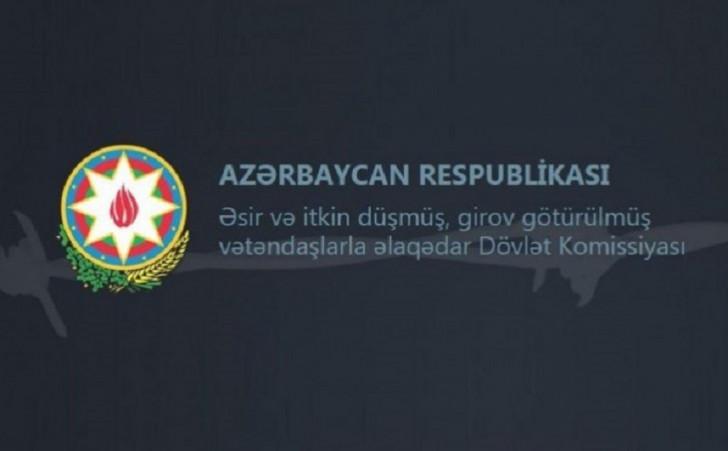 Əsir düşmüş azərbaycanlı erməni girovluğundan azad edildi