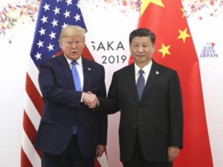 """Çin və ABŞ """"ticarət müharibəsini"""" dayandırdılar"""