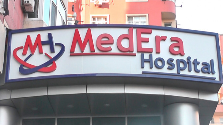 """""""Medera Hospital""""da ölüm hadisəsi"""
