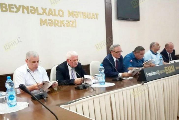 Zabil Müqabiloğluna həsr olunmuş kitabın təqdimatı keçirilib