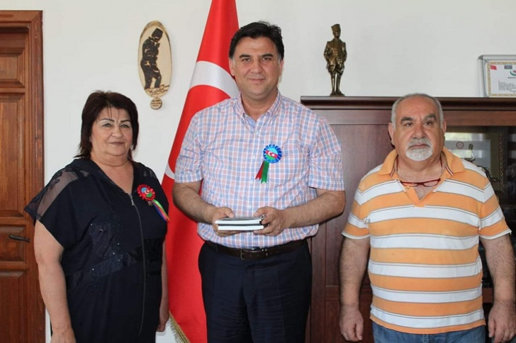 Türkiyə-Fethiyədə