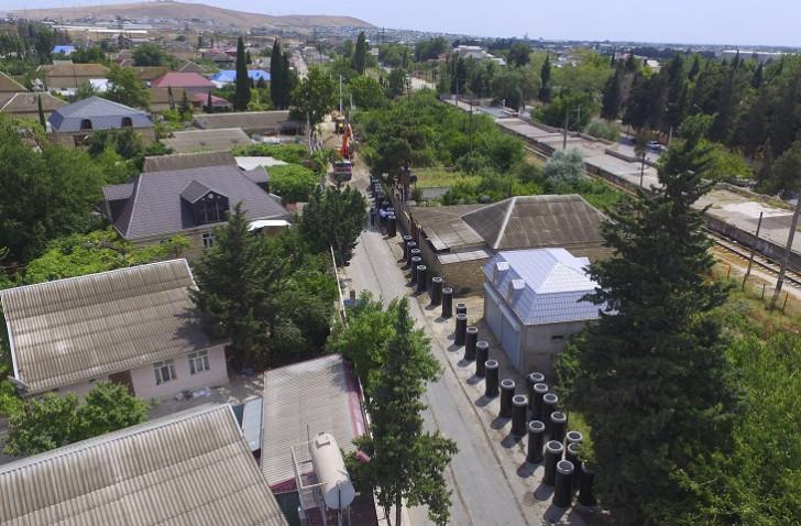 """""""Azərsu"""" bölgələrdə içməli su təchizatı və kanalizasiya layihələrinin icrasını davam etdirir -"""