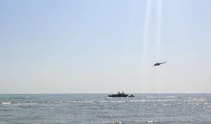 Qəzaya uğramış MiQ-29-un axtarışlarına xarici mütəxəssislər cəlb olundu -