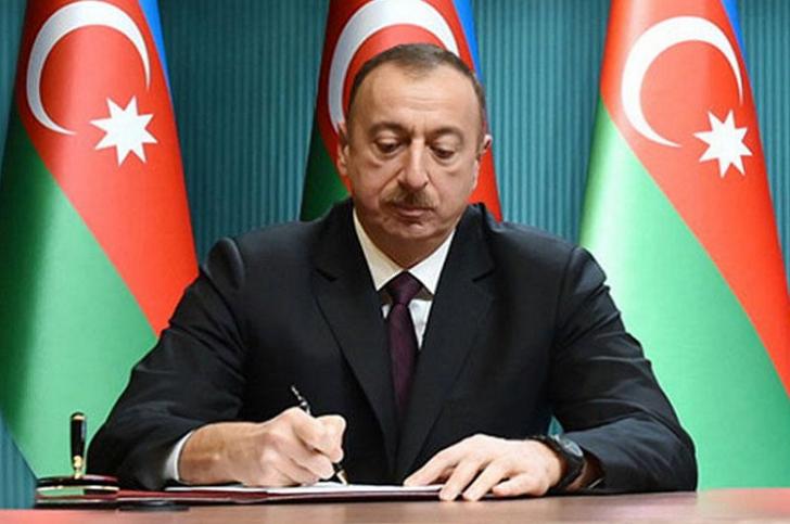 Prezident Kərəm Həsənovu 2-ci dərəcəli