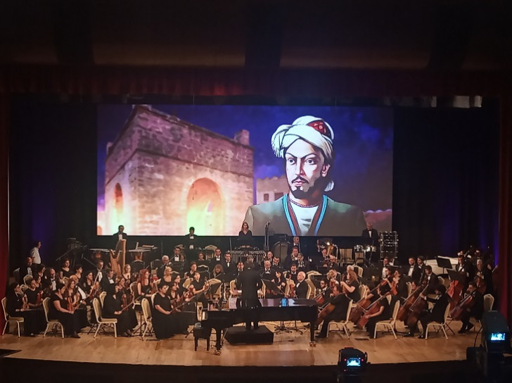 XI Qəbələ Beynəlxalq Musiqi Festivalının açılış mərasimi keçirilib
