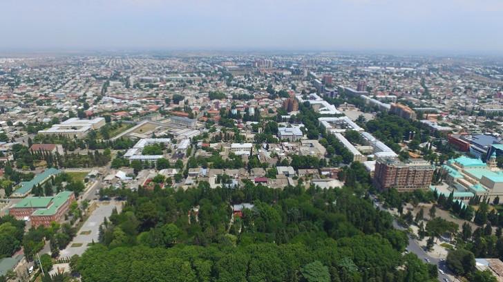 Gəncədə içməli su təchizatı və kanalizasiya infrastrukturu yenidən qurulur
