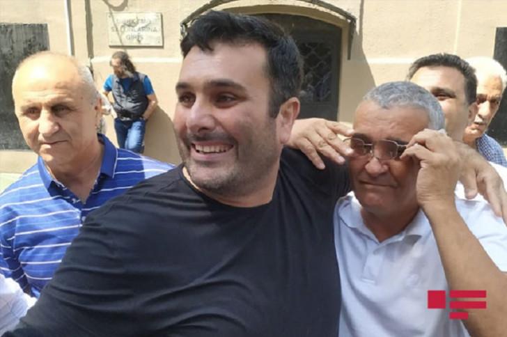 Musavatçı Azad Həsənov azadlığa buraxıldı
