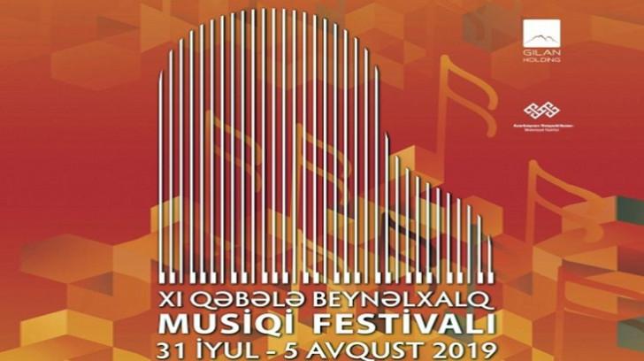 XI Qəbələ Beynəlxalq Musiqi Festivalı yekunlaşdı