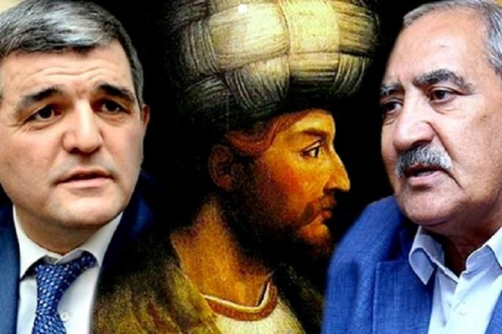 Fazil Mustafanın açıqlamaları erməni mətbuatında -