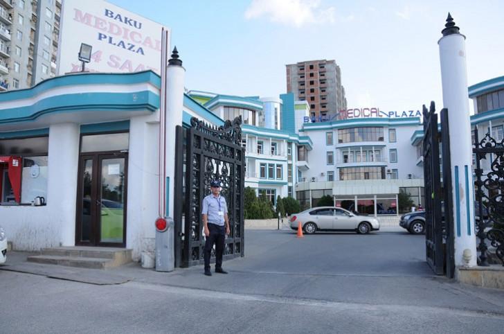 """""""Baku Medical Plaza""""da ana südü ilə qidalandırma haqda maarifləndirici tədbirlər keçirilib-"""